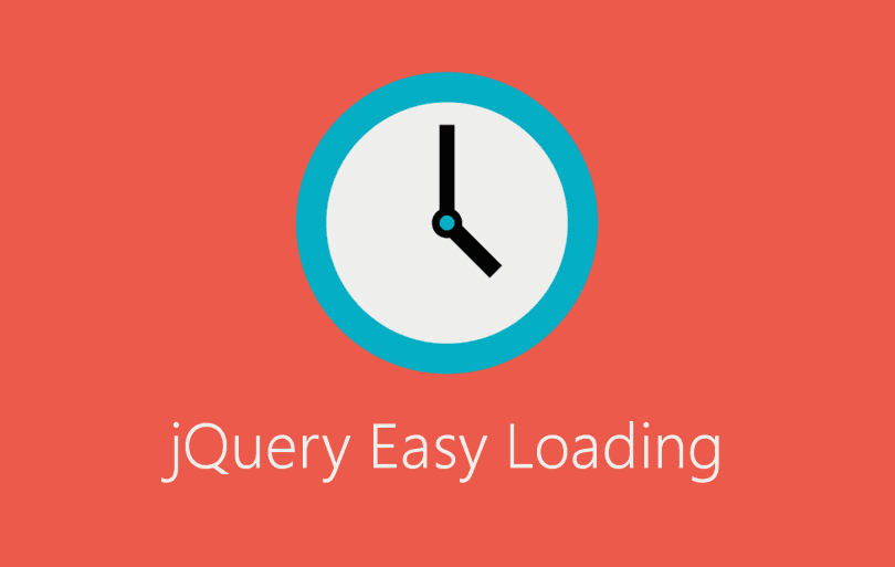 jQuery Easy Loading